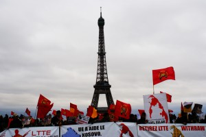 In Paris, April 8, 2009-pic: Geoff Wong
