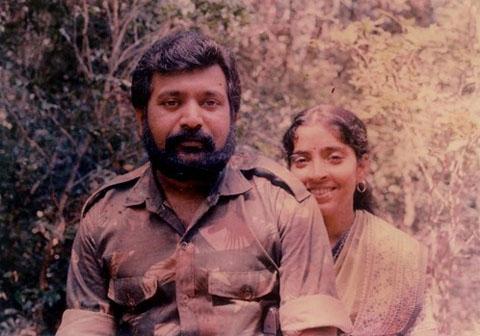 Prabhakaran and Madhivadhani Prabhakaran