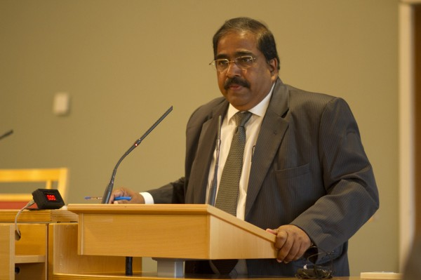 Suresh Premachandran M.P.