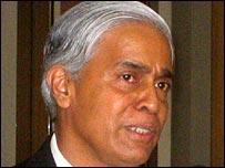 Rtd. Chief Justice Sarath Nanda Silva