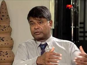 Prof.Rajiva Wijesinha M.P  ~ pic courtesy of YATV