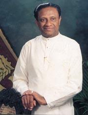 President R Premadasa