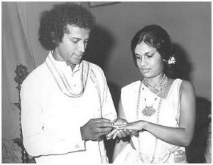vijaya Kumaratunga & Chandrika Kumaratunga