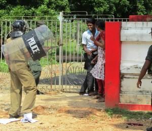 Near University of Jaffna -Nov 2012