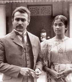 Gamini Fonseka & Malini Fonseka in ~ Nidhanaya