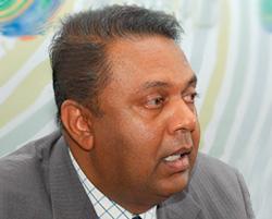Mangala Samaraweera M.P.