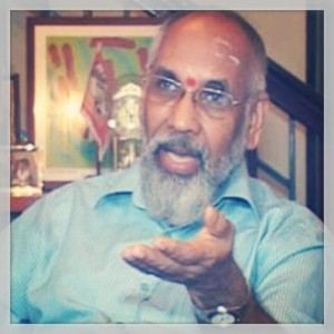 Northern Province Chief Minister Justice CV Wigneswaran