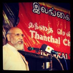 Judge CV Wigneswaran-pic by: Dushiyanthini Kanagasabapathipillai