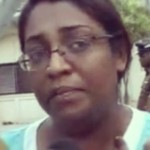 Mandana Ismail Abewickrema speaking to newsfirst.lk after the horrific incident