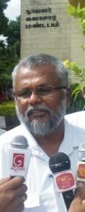 Douglas Devananda, Minister of Traditional Industries and Small Enterprise Development