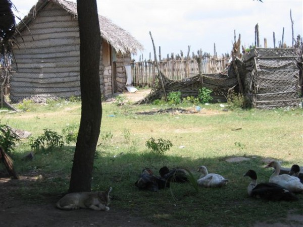 Jaffna welfare camp in Puttalam-July 2005-pic by Dushiyanthini Kanagasabapathipillai
