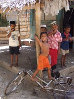 Kids in Karambai