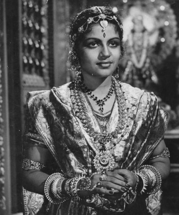 """MS Subbulakshmi In """"Meera"""""""