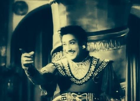 Sivaji Ganesan (October 1, 1928-July 21, 2001)