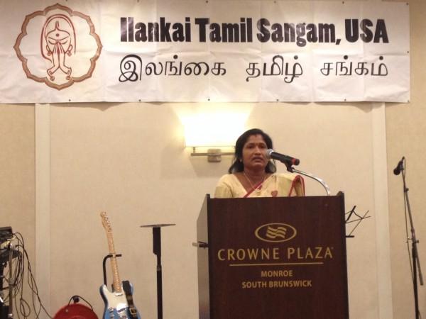 Ananthi Sasitharan in US-Nov 2013