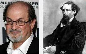 Salman Rushdie  ~ & ~  Charles Dickens