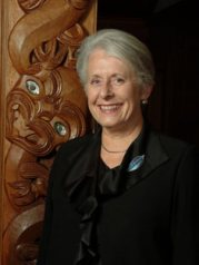 The Hon Dame Silvia Cartwright, PCNZM, DBE, QSO