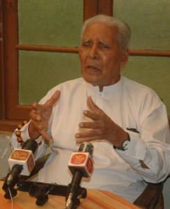 S.D. Bandaranayake (December 1, 1917-June 3, 2014)