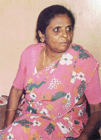 Sarojini Yogeswaran-pic: island.lk