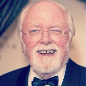 Richard Attenborough (August 29, 1923-August 24, 2014)