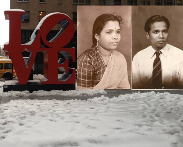 Neeampikai Ammal Kanapathypillai (April 15, 1934-August 10, 2014) & Sangarapillai Kanapathypillai (August 20, 1929-December 13, 2013)