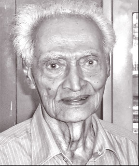 Bala Tampoe (May 23rd 1922-September 1, 2014)