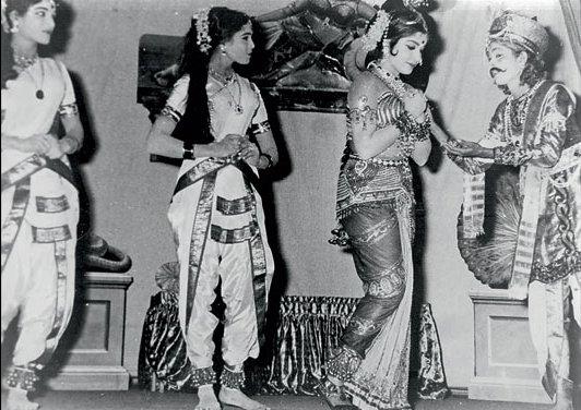 Jayalalithaa's Bharatha Natya 'Arangaetram'