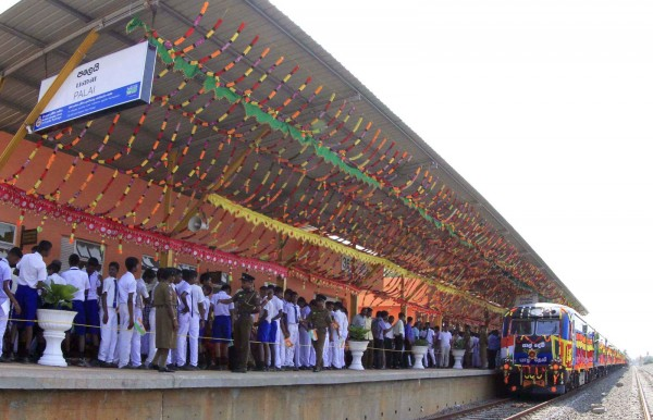 Yal Devi at Jaffna-Oct 13, 2014-