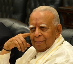 R. Sampanthan, leader of Tamil National Alliance-pic-Courtesy-The Hindu