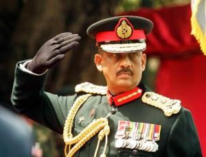 General Sarath Fonseka, RWP, RSP, VSV, USP, RCDS, PSC