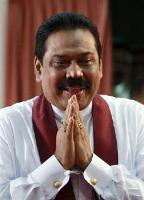 Ex-President Mahinda Rajapaksa