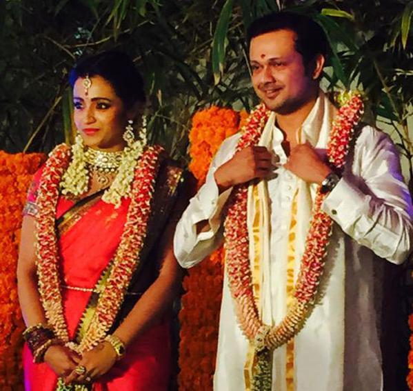 Tamil Wedding Food Menu: Actress Trisha Krishnan Engaged To Industrialist Varun