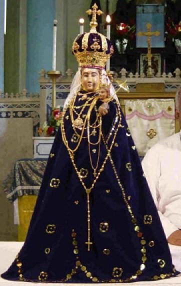 Our Lady of Madu-Photo Courtesy: Mannaar Diocese
