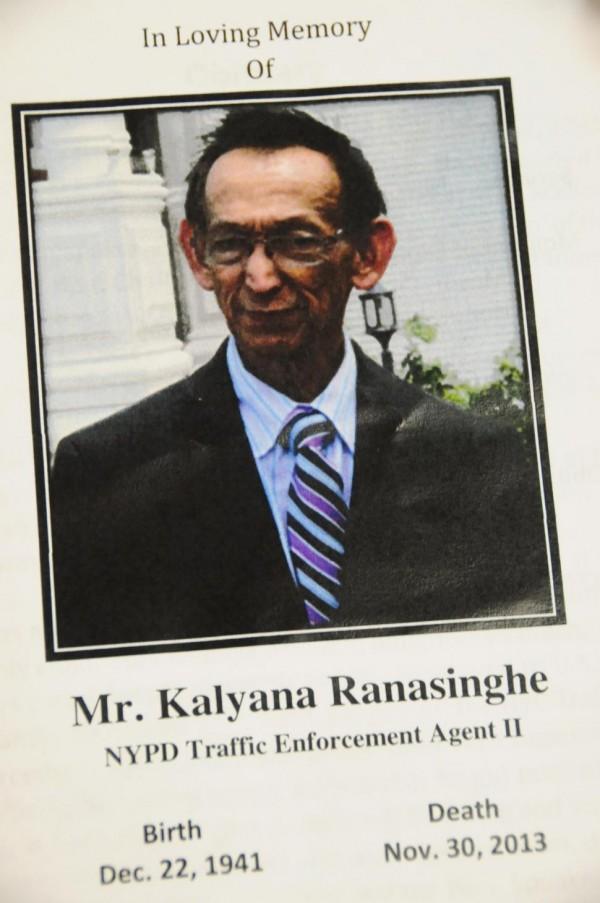Kalyana Ranasinghe