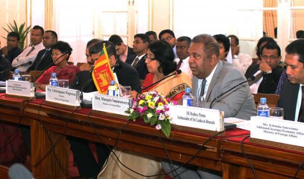 Sri Lanka-EU joint commission-Apr 2, 2015