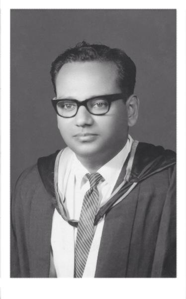 C.E. Anandarajah (January 31, 1932 - June 26, 1985)