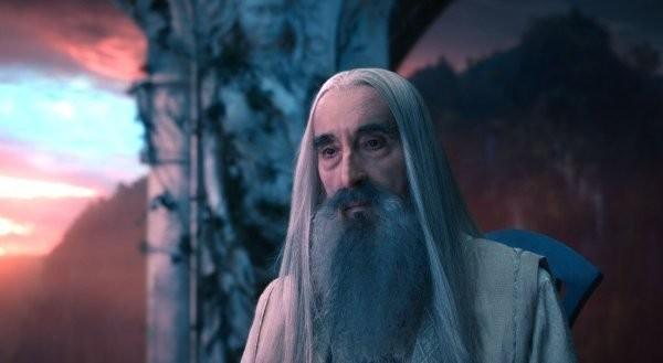 Saruman in The Hobbit