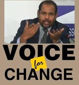Voce for change