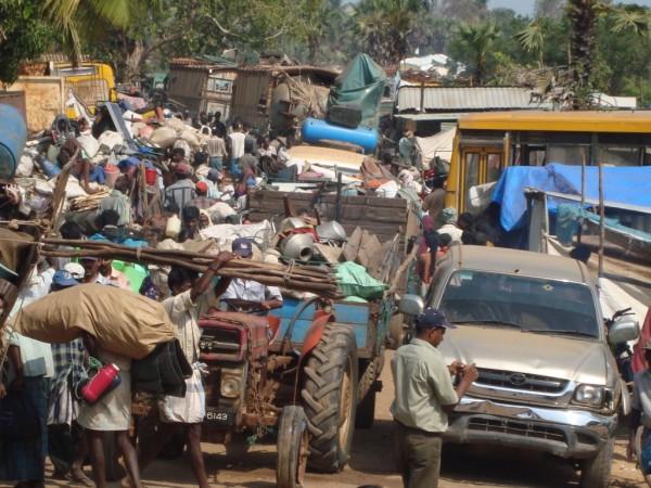 Civilians 10 May 2009