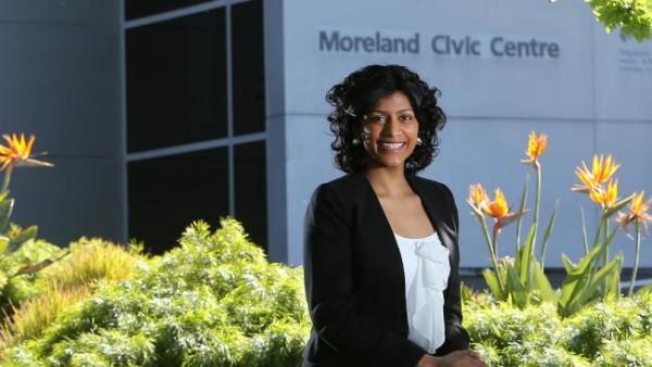 Mayor Samantha Ratnam