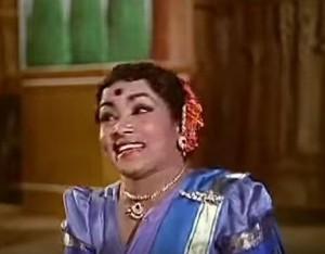 """Manorama in """"Thillana Mohanambal"""" ~"""