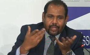 TNPF Leader Ganjendrakumar Ponnambalam