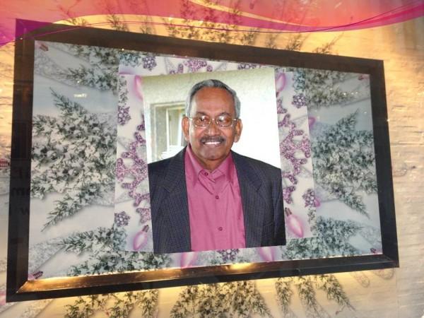 Joseph Pararajasingham (November 26, 1934 - December 25, 2005)