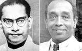 S.W.R.D. Bandaranaike, G.G. Ponnambalam