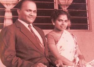 Appapillai Amirthalingam &  Mangaiyarkkarasi Amirthalingam