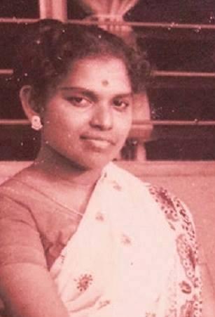 Mangaiyarkkarasi Amirthalingam (1933-2016)