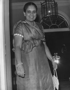 Mrs. Sirima Bandaranaike