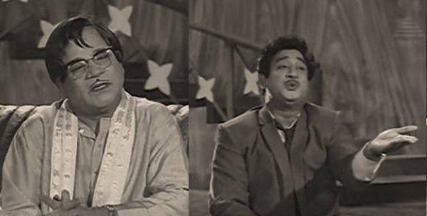"""""""Nadigaverl"""" M. R.Radha & Sivaji Ganesan ~ """"Neeyay Unakku Endrum Nigaraanavan"""""""
