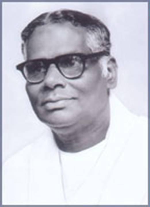 C.  Suntheralingam (9 August 1895 - 11 February 1985)