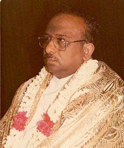 "Sathyavaageeswara Iyer (""Marikkar"")  Ramdas"